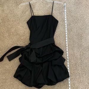 Women's Black Party/Prom Dress